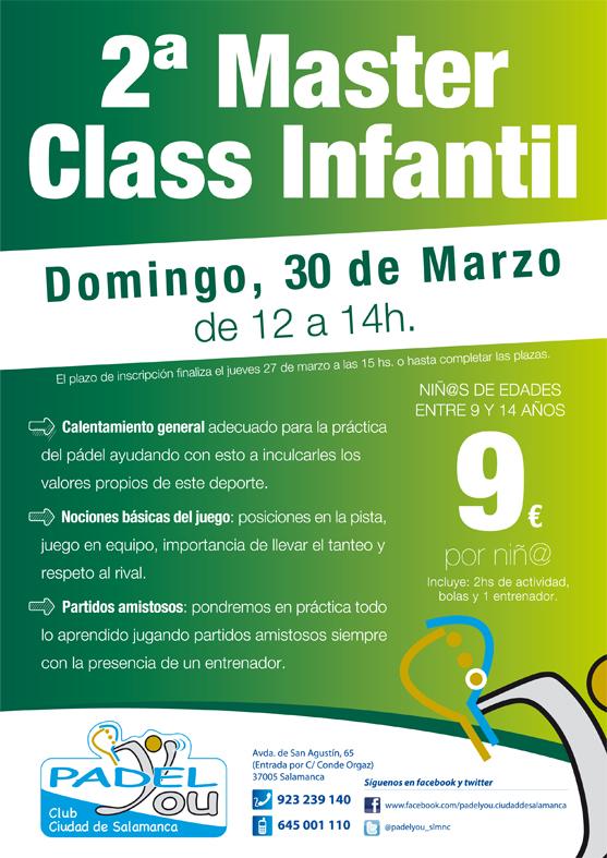 MasterClass Infantil 2