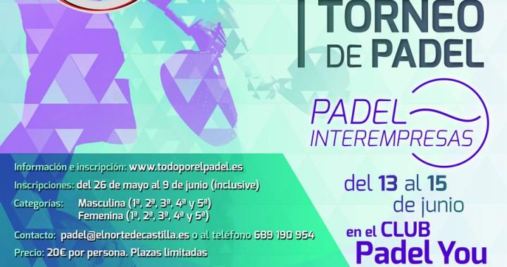 anuncio_Padel Interempresas_Padelyou
